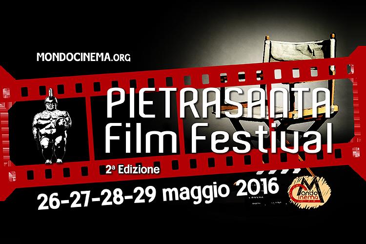 Logo of Pietrasanta Film Festival