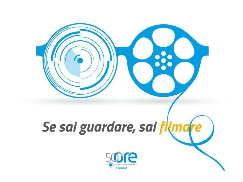 Logo of 50 ORE CONTEST CINEMATOGRAFICO
