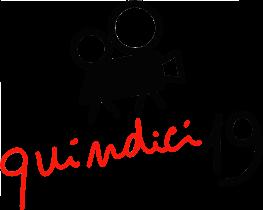 Logo of Quindici19 - International Short Film Contest