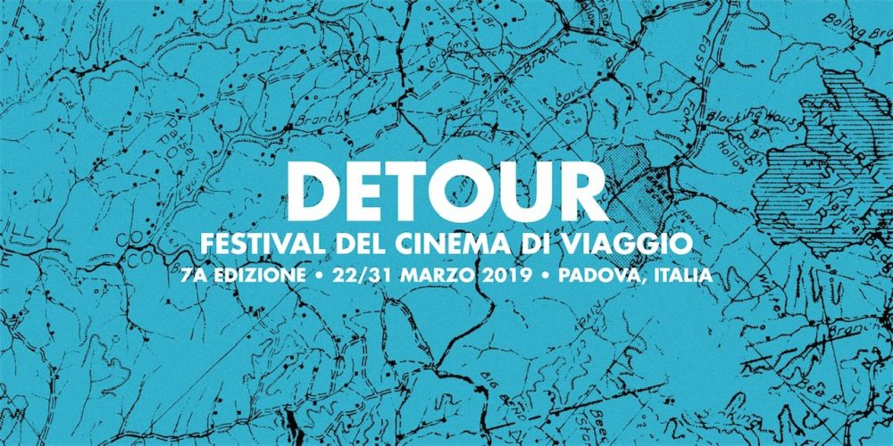 Logo of Detour Festival del Cinema di viaggio