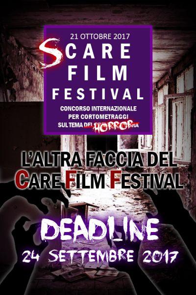 Logo of SCare Film Festival