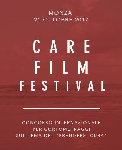Logo of CFF - CareFilmFestival
