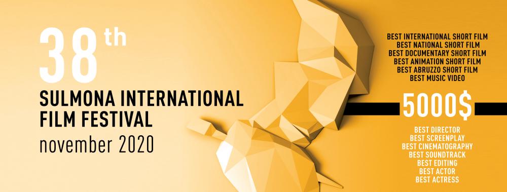 Logo of 38° SIFF - Sulmona International Film Festival
