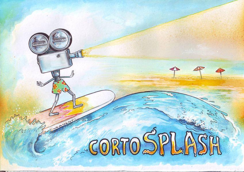 Logo of CORTOSPLASH