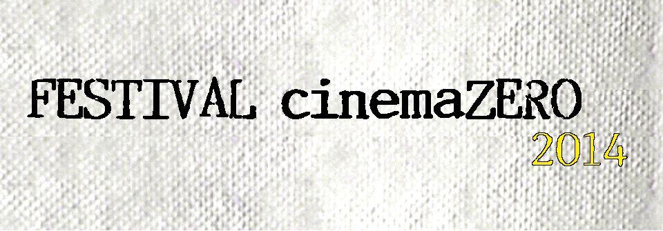 Logo of Festival CinemaZERO 2014