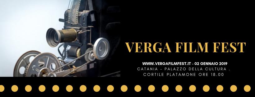 Logo of Verga Film Fest (Matera 2019)