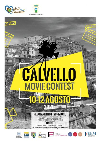 Logo of CALVELLO MOVIE CONTEST