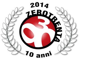 Logo of Zerotrenta Corto Festival