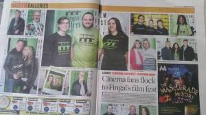 Fingal Film Festival Dublin Ireland