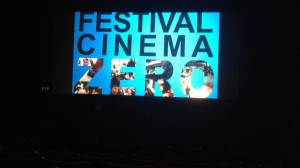 Festival CinemaZERO 2016