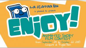ENJOY! ANIMATED SHORT FILM CONTEST 2015
