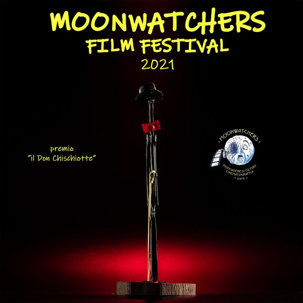 Logo of Moonwatchers Film Festival - 2021