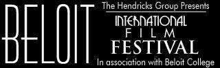 Logo of Beloit International Film Festival