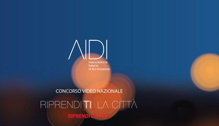 """Logo of Concorso AIDI """"Riprendi-ti la città"""""""