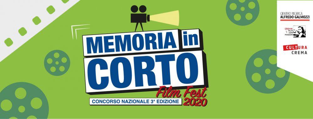 Logo of MEMORIA IN CORTO Film Fest