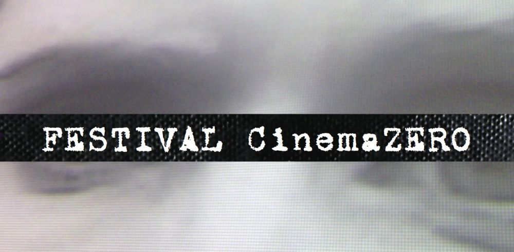 Logo of Festival CinemaZERO 2015