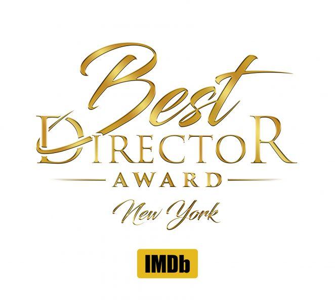 Logo of Best Director Award - New York