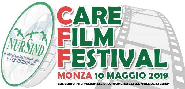 Logo of NurSind Care Film Festival 2019