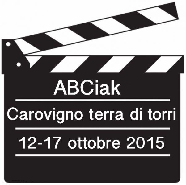 Logo of ABCiak - Festival itinerante per registi e filmaker