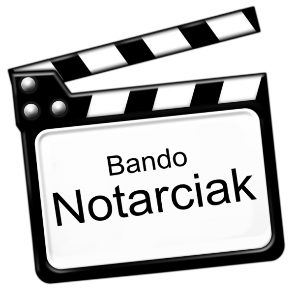 Logo of FESTIVAL DI NOTARACT - Concorso Notarciak per cortometraggi