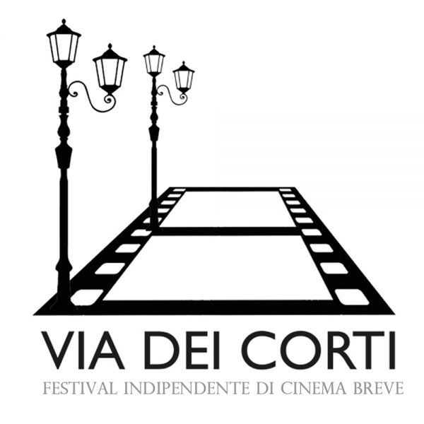 Logo of Via dei Corti - Festival Internazionale di Cinema Breve