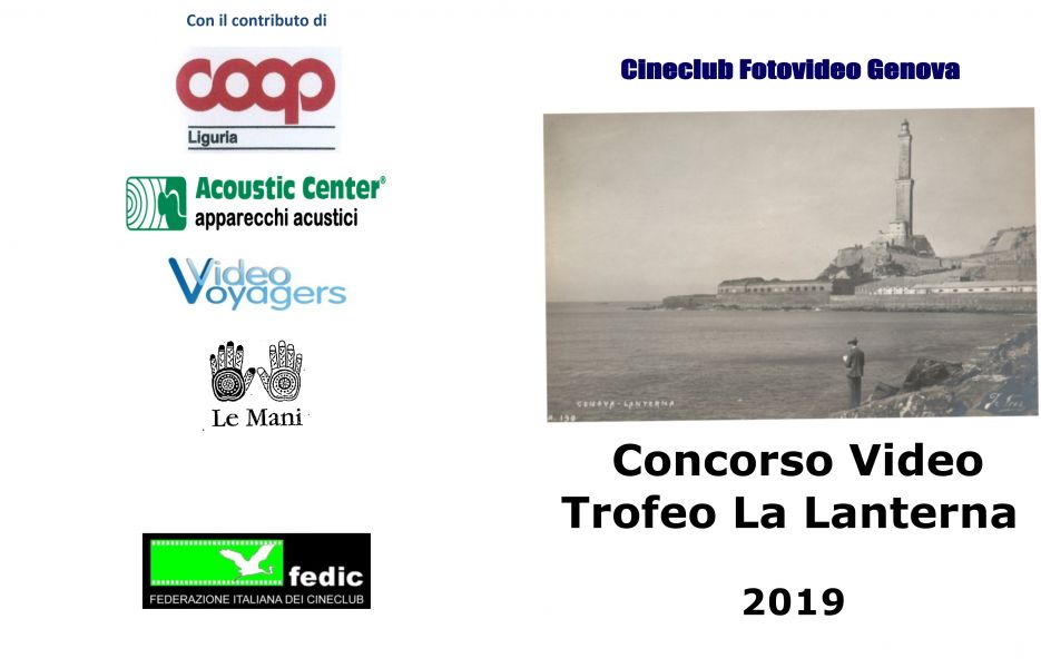 Logo of Video Concorso Trofeo la Lanterna 2019