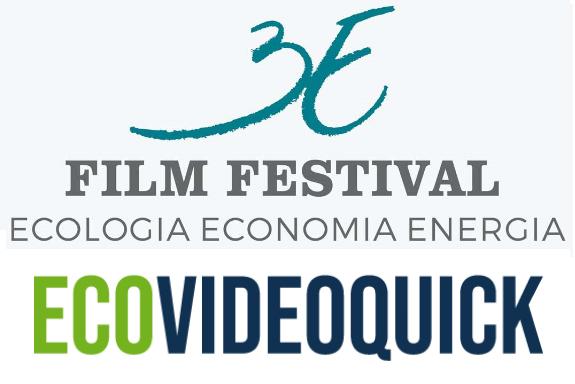 Logo of 3E FILM FESTIVAL - EcoVideoQuick