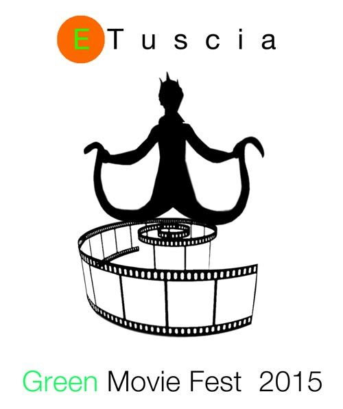 Logo of ETuscia Green Movie Fest - concorso fotografico e cinematografico