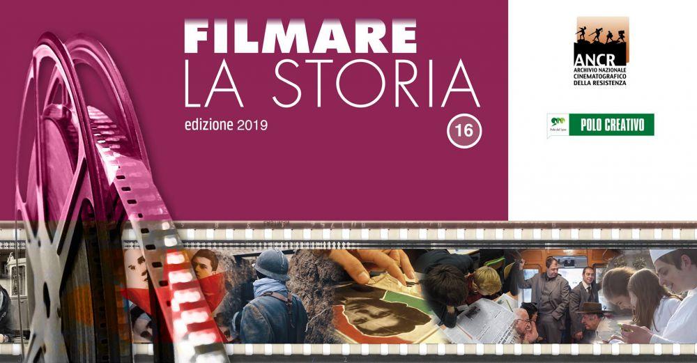 Logo of FILMARE LA STORIA