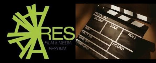 Logo of Ares - International Film & Media Festival di Siracusa