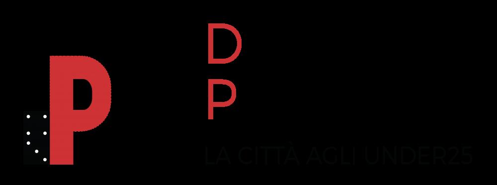 Logo of Dominio Pubblico la città agli under 25