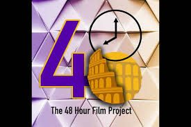 Logo of 48 Hour Film Project