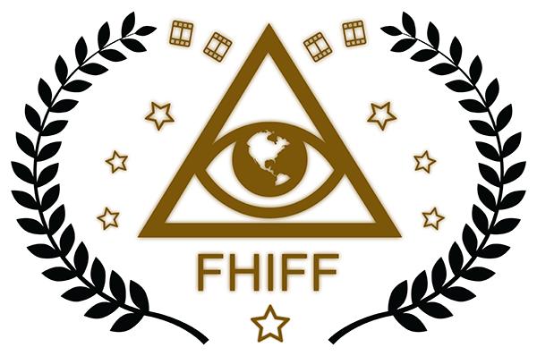 Logo of First Hermetic International Film Festival