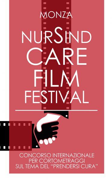 Logo of NurSind Care Film Festival 2021