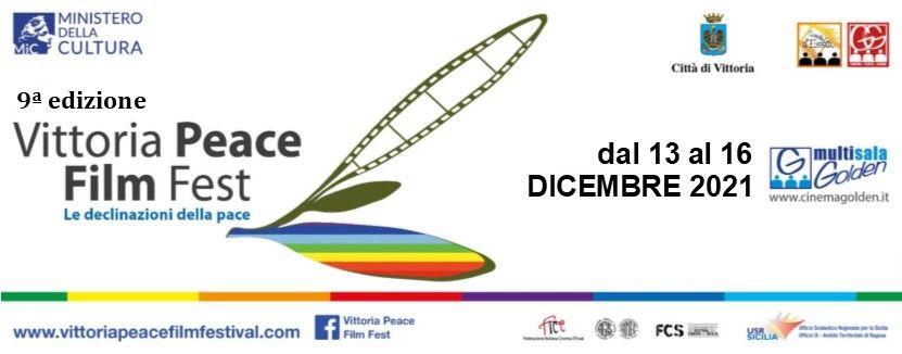 Logo of Vittoria Peace Film Fest
