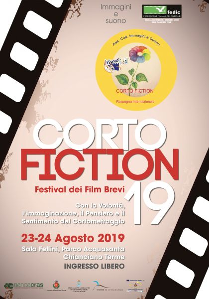 Logo of Corto Fiction Chianciano Terme