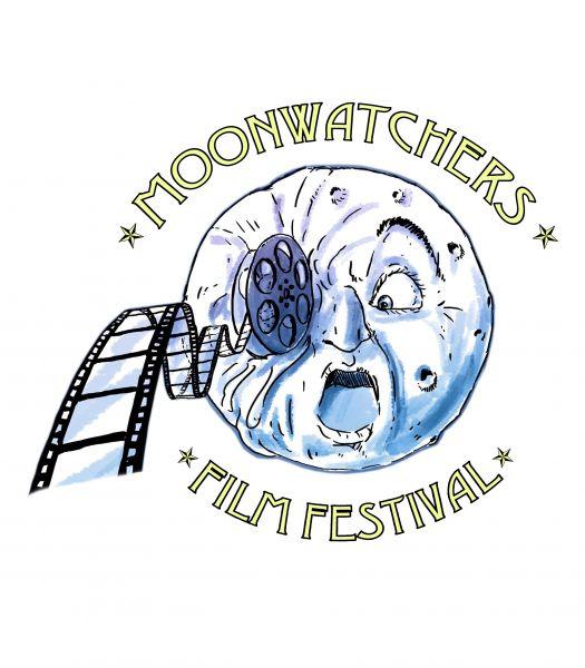 Logo of Moonwatchers Film Festival