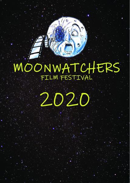 Logo of Moonwatchers Film Festival - 2020