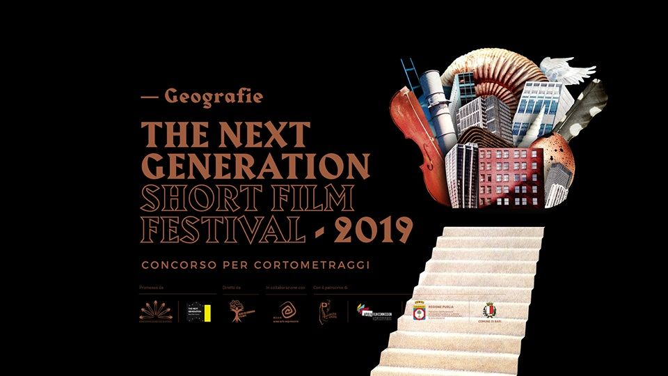 Logo of THE NEXT GENERATION - SHORT FILM FESTIVAL 2019