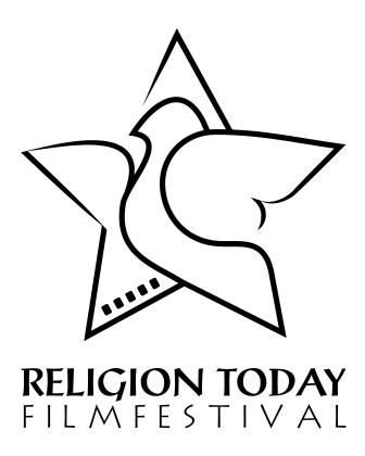 Logo of RELIGION TODAY FILMFESTIVAL