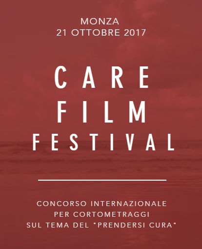Logo of CFF - CareFilmFestival