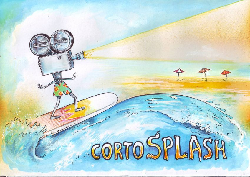 Logo of CORTOSPLASH