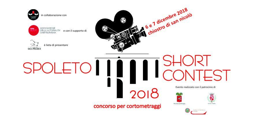 Logo of Spoleto Short Contest 2018