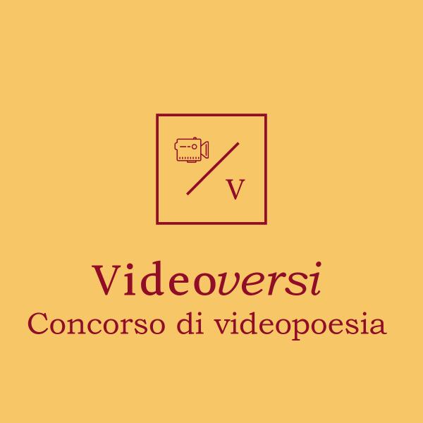 Logo of Videoversi - Concorso di Videopoesia