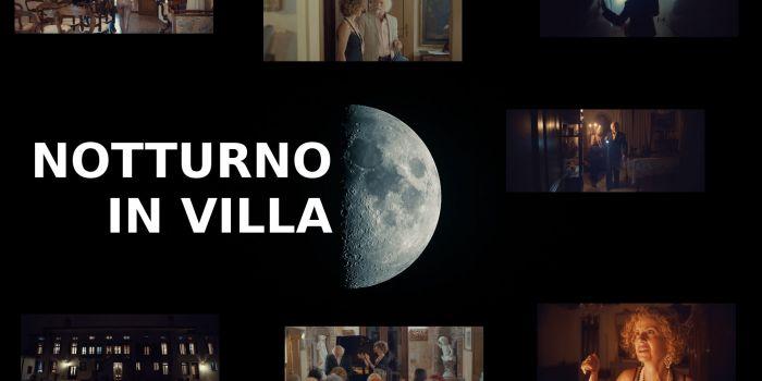 Notturno in villa